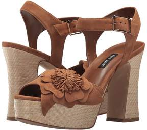 Nine West Winflower Heel Sandal Women's Shoes