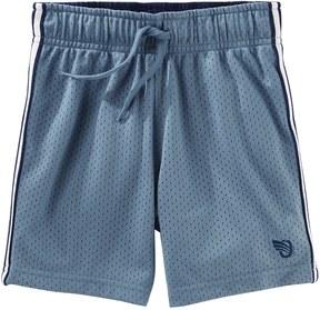 Osh Kosh Boys 4-12 Mesh Tricot Shorts