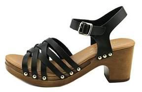 Callisto Womens Devone Open Toe Casual Ankle Strap Sandals.