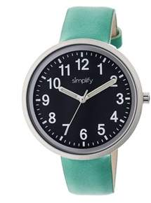 Simplify The 2600 Black Watch.