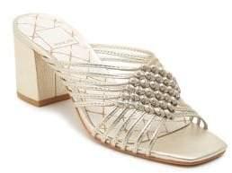 Dolce Vita Delana Strappy Leather Sandals