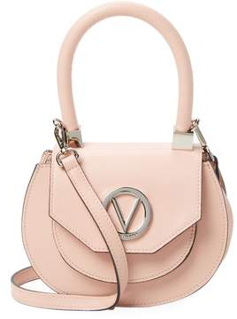 Mario Valentino Valentino by Women's Talia Palmellato Leather Satchel