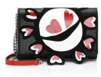 Maison Margiela Heart Leather Shoulder Bag