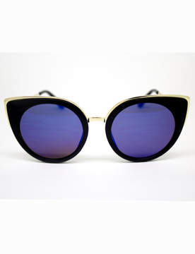 ELOQUII Chunky Cat Eye Sunglasses