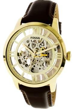 Fossil Townsman ME3043 Silver Dial Watch