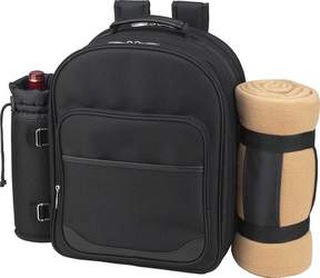 Picnic at Ascot Deluxe Equipped 4 Person Picnic Backpack & Blanket
