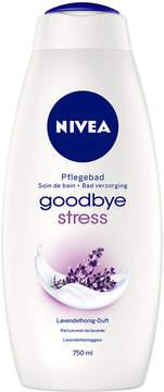 Nivea Goodbye Stress Cream Bath by 750ml Foam Bath)
