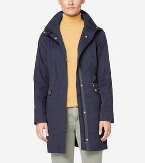 Cole Haan Travel Packable Classic Coat
