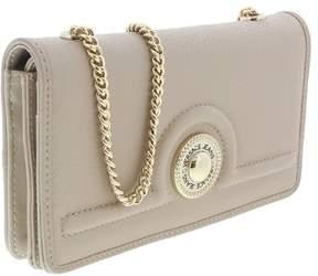 Versace EE3VRBPL2 Beige Wallet on Chain
