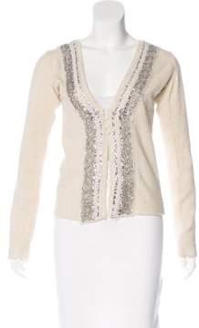DAY Birger et Mikkelsen Wool-Blend Embellished Cardigan