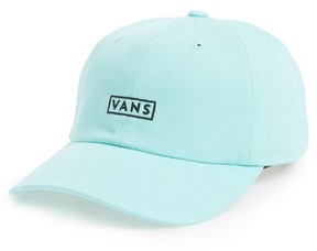 Vans Men's Jockey Baseball Cap - Blue