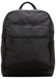 Kenneth Cole New York Reaction Kenneth Cole Single Gusset Computer Backpack - Men's - Charcoal