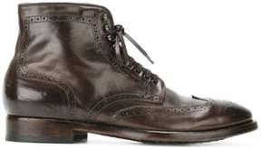 Officine Creative Princeton 036 brogue boots