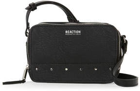Kenneth Cole Reaction Black Greenwich Mid Crossbody