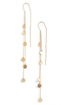 Argentovivo Women's Cascading Drop Earrings