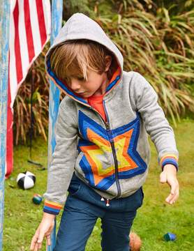Boden Starry Zip-up Hoodie