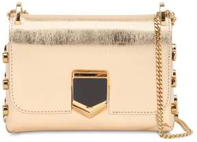 Jimmy Choo Mini Locket Leather Shoulder Bag
