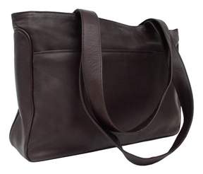 Piel Leather SLIM TRAVEL TOTE