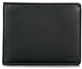 Tumi Men's Global Leather Rfid Wallet - Black