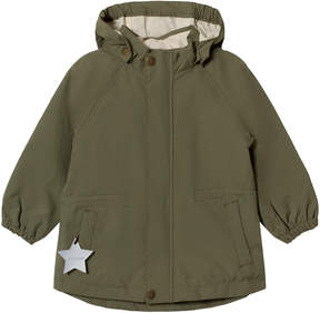 Mini A Ture Deep Green Anorak
