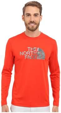 The North Face Long Sleeve Sink or Swim Rashguard Men's Swimwear