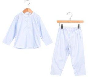 Tartine et Chocolat Boys' Long Sleeve Two-Piece Pajama Set w/ Tags