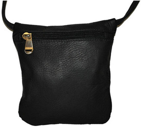 Women's David King Leather 507 Top Zip Mini Bag
