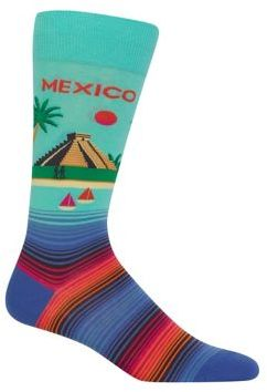 Hot Sox Mexico Socks