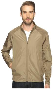 Andrew Marc Gosman Tech Oxford Bomber Jacket Men's Coat