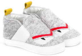 Fendi Kids Bag Bugs sneakers