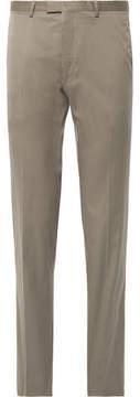 Dries Van Noten Slim-Fit Cotton-Twill Trousers