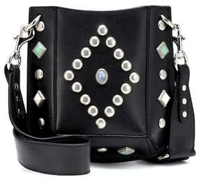 Isabel Marant Oskan small leather shoulder bag