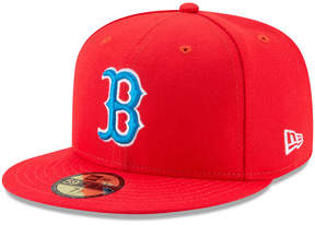 New Era Boys' Boston Red Sox Players Weekend 59FIFTY Fitted Cap
