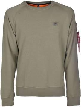 Alpha Industries Pocket Detail Sweatshirt