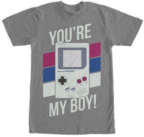 Fifth Sun Nintendo Game Boy 'You're My Boy' Tee - Men