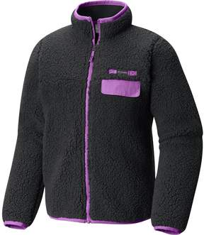 Columbia Mountain Side Heavyweight Full-Zip Fleece Jacket