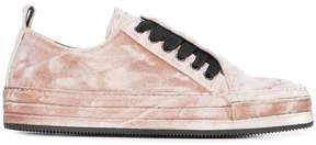 Ann Demeulemeester lace-up sneakers