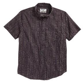 Billabong Boy's Sundays Mini Short Sleeve Woven Shirt