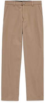 Izod EXCLUSIVE Exclusive Flat Front Pants-Preschool Boys Slim