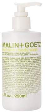 Malin+Goetz Malin + Goetz Lime Hand+Body Wash with Pump/8.5 oz.