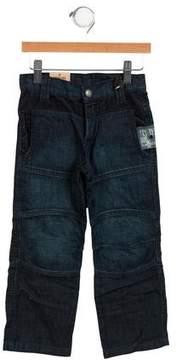 Ikks Boys' Corduroy-Trimmed Jeans w/ Tags
