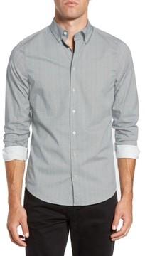 Gant Men's Town Slim Fit Nordic Geo Print Sport Shirt
