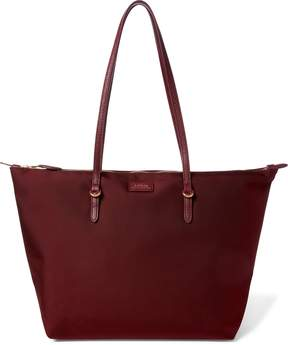 Ralph Lauren Nylon Oxford Tote