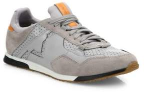 Diesel Remmi Active Perforated Low-Top Sneakers