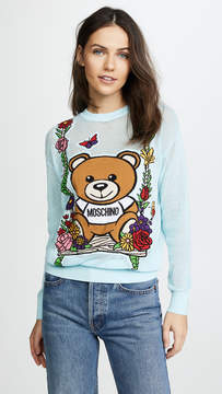Moschino Bear Swing Sweater