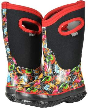 Bogs Classic Kiddie Cars Boys Shoes