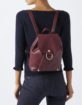 Rosa Ring Mini Backpack