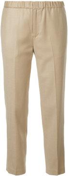 ESTNATION cropped trousers
