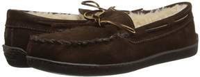 Minnetonka Pile Lined Hardsole Men's Shoes