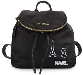 Karl Lagerfeld Cara Backpack